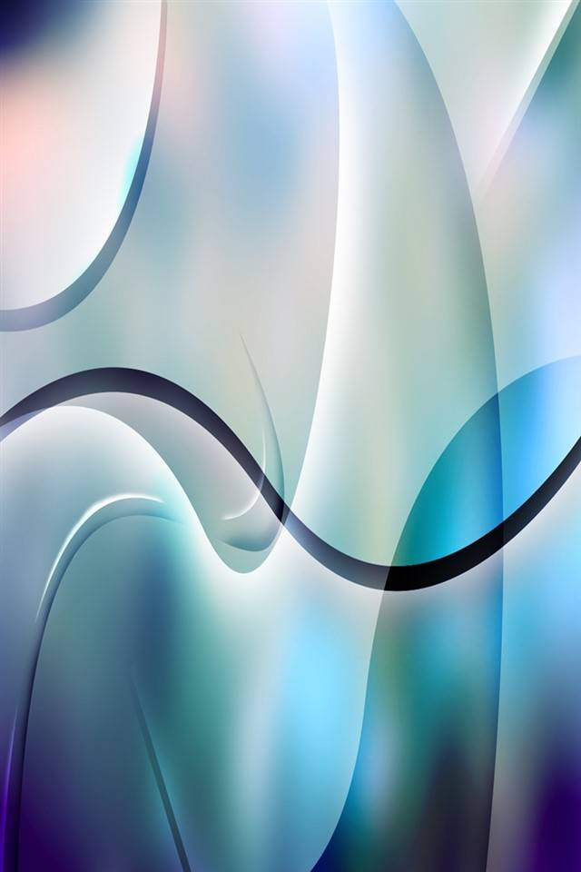 Nice Blue abstract
