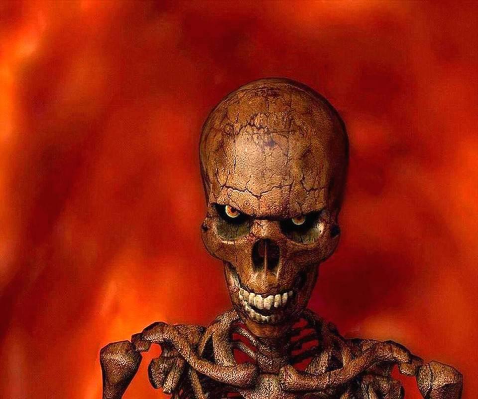 Mad Skeleton