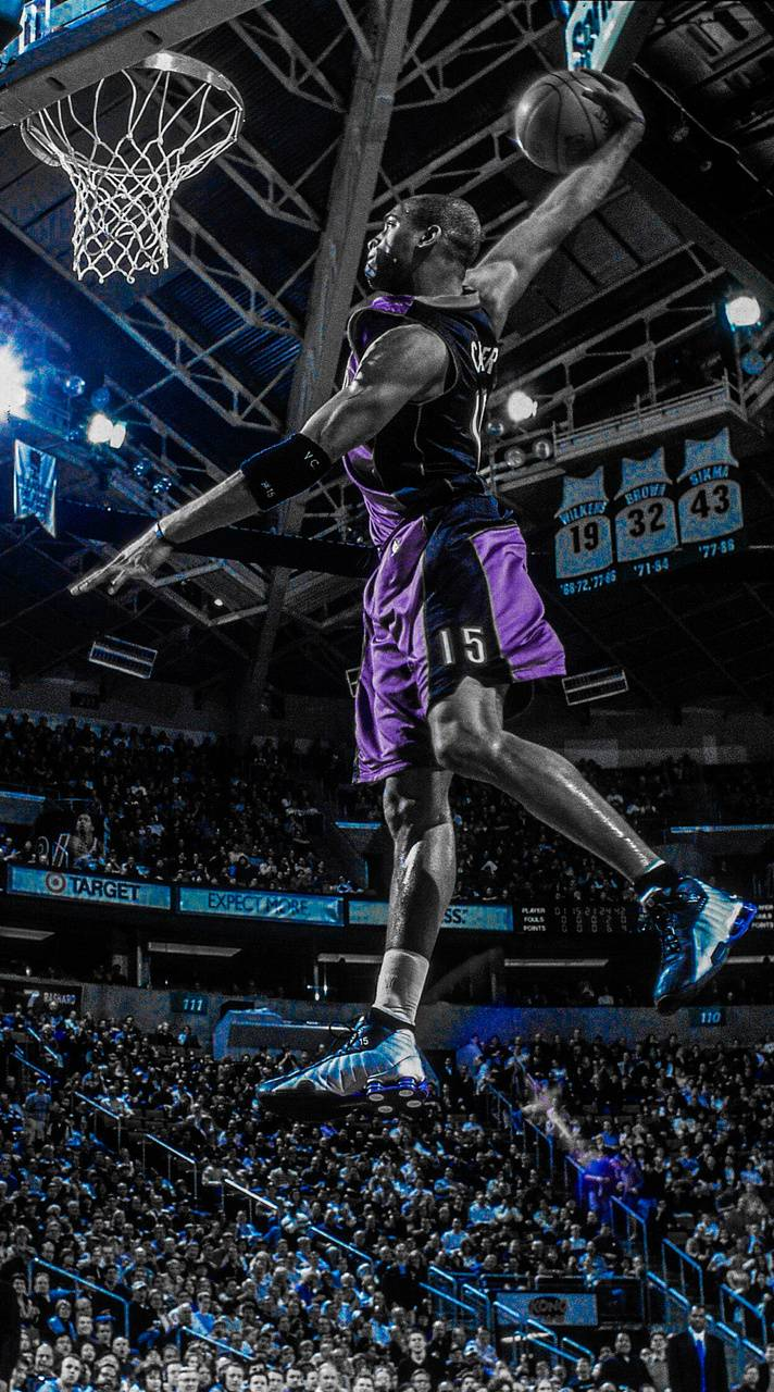 Vince Carter Wallpaper By Jogeretro 5d Free On Zedge