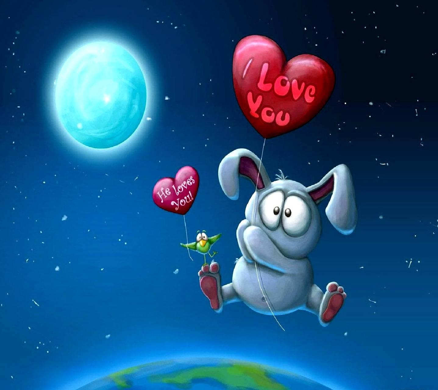 Любовны открытки