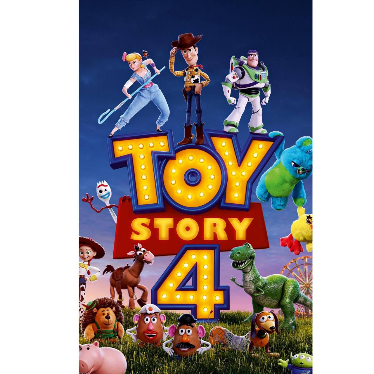 Toy Story 4 4k Wallpaper By Djweeman6 96 Free On Zedge