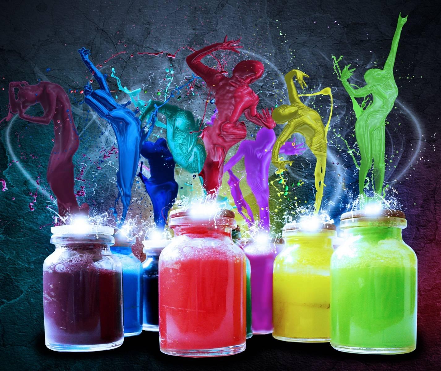 Dance Bottles