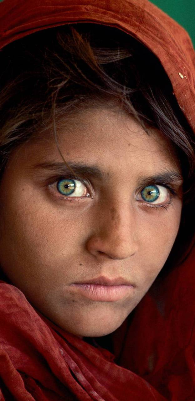 afghan girls eyes