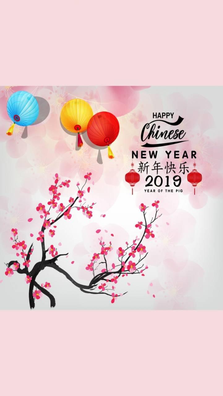 NewYear19 China