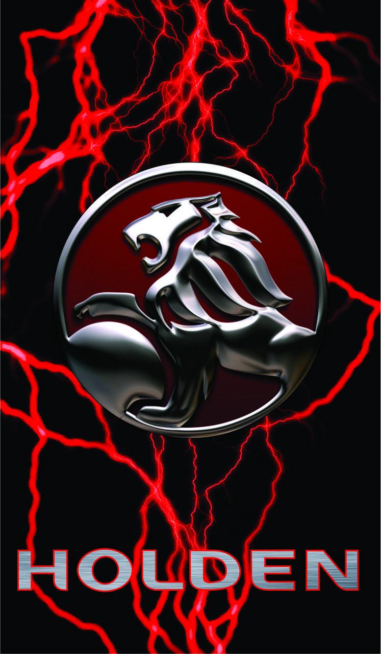 Holden red lightning