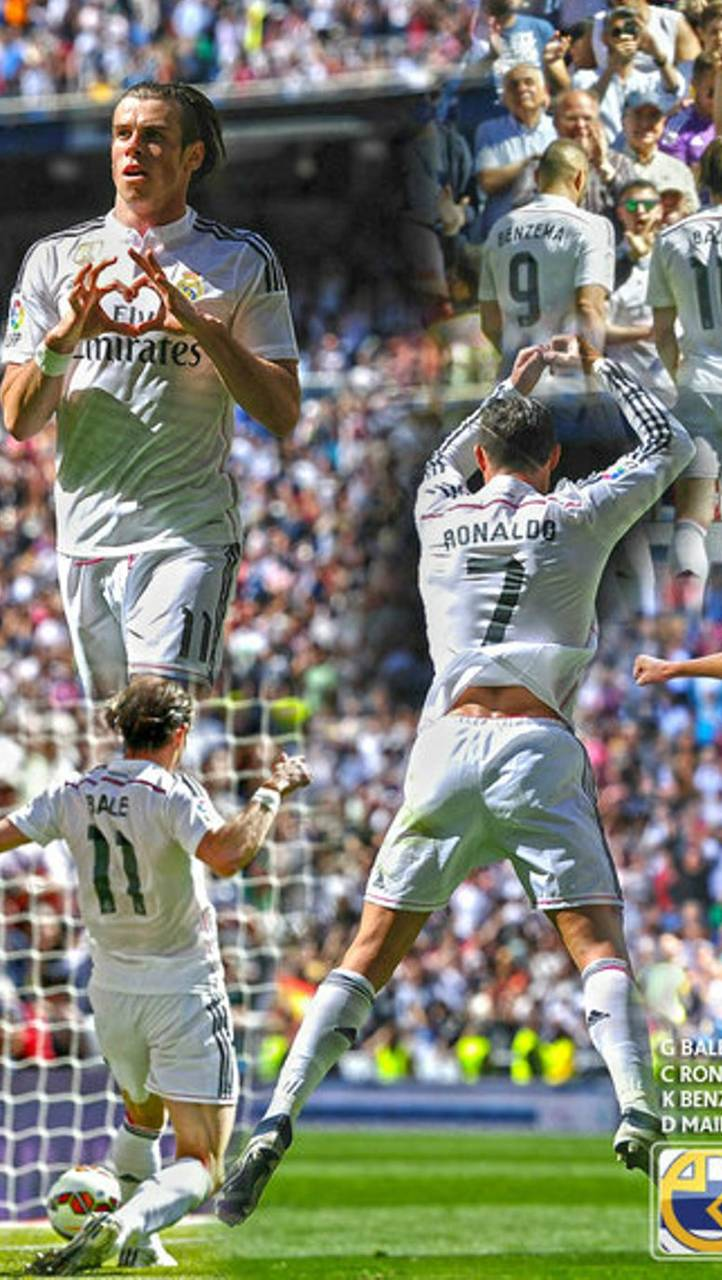 Cr7 and Bale