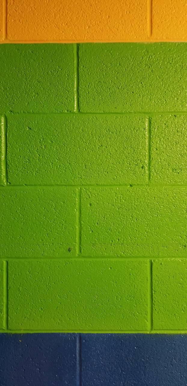 Green cinders