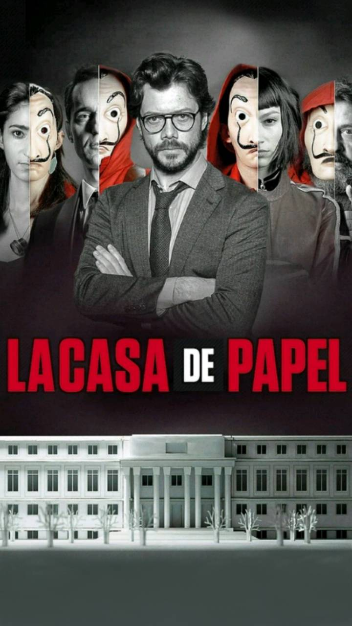 Casa De Papel Wallpaper By 007flappie700 85 Free On Zedge