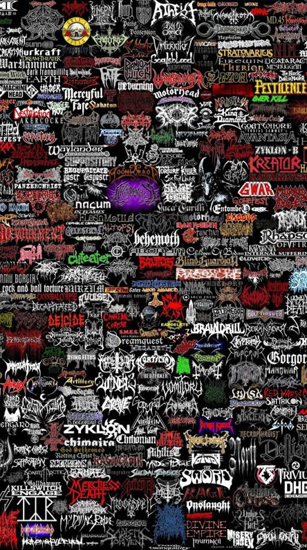 Rock Bands Wallpaper