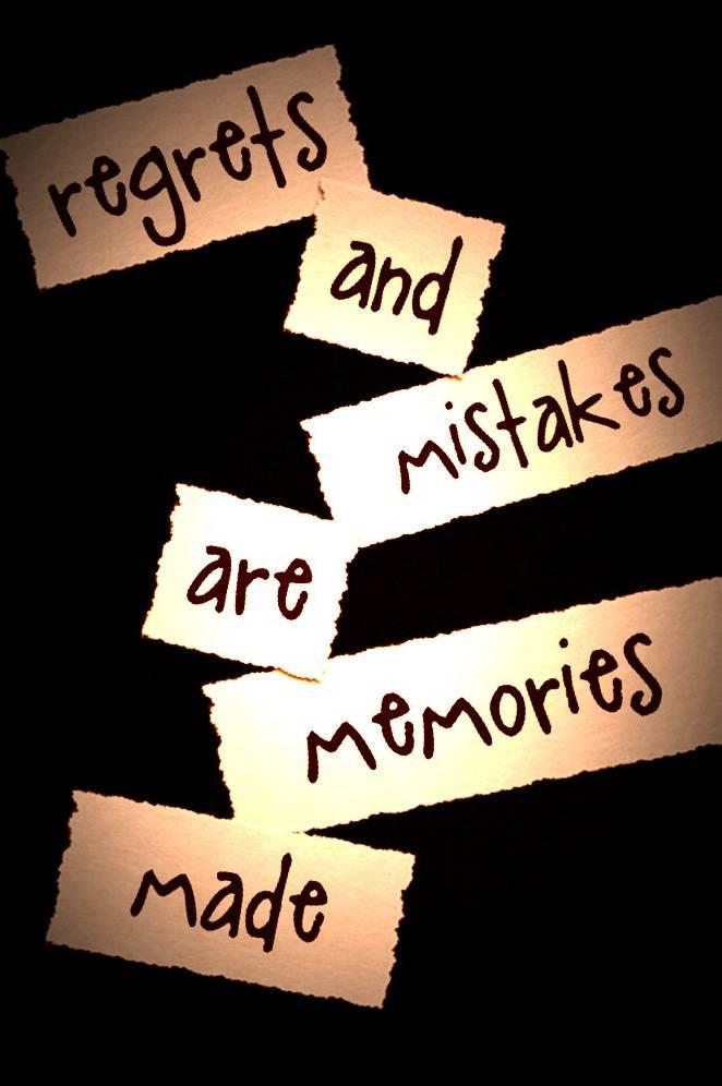 Mistakes Memories