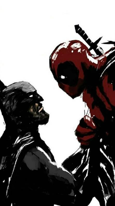 Batman - Deadpool