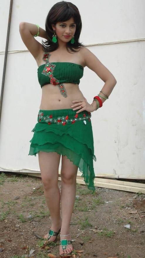 Madhurima Hot Navel
