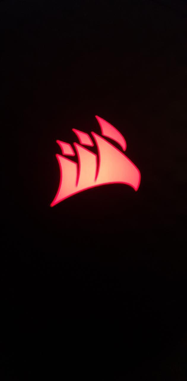 Corsair Red