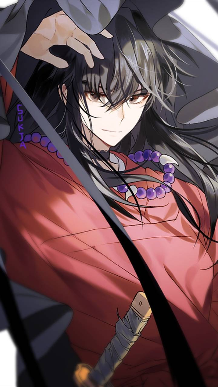 Human Inuyasha Wallpaper By Niusno E9 Free On Zedge
