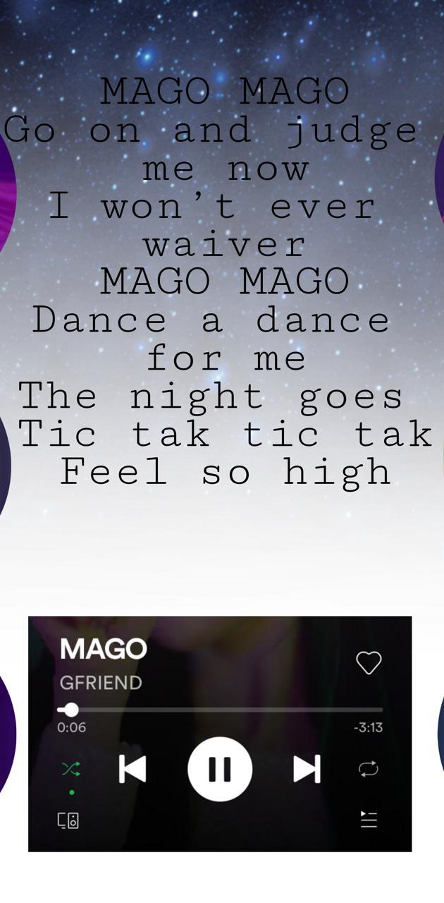Gfriend Mago