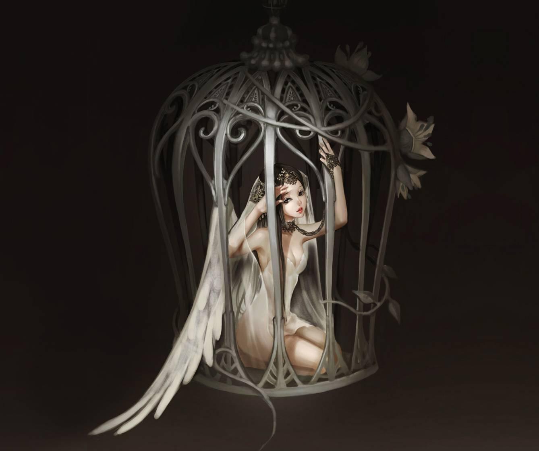 angel cage