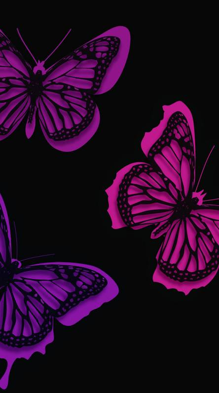 Love And Butterfly Wallpapers Free By Zedge