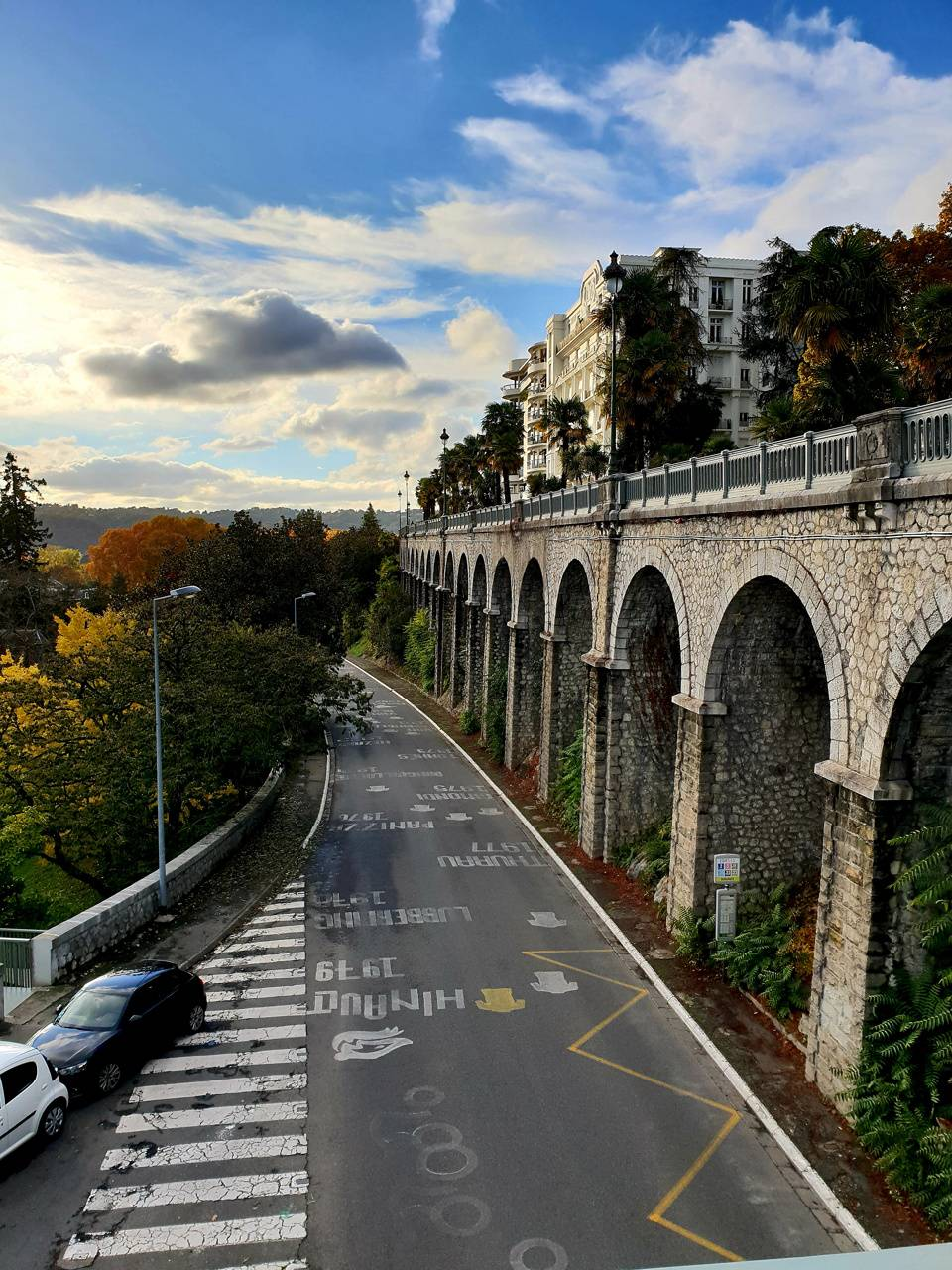 Boulevard Pau