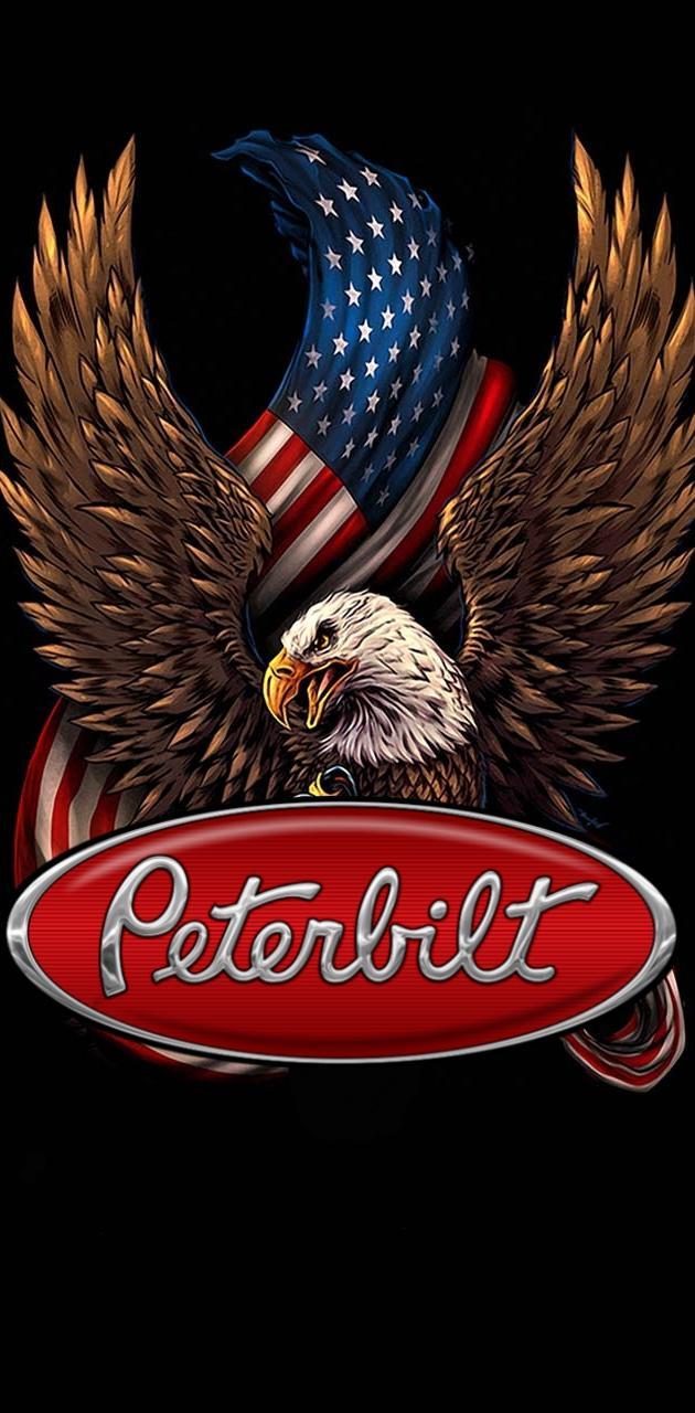 Patriotic Peterbilt