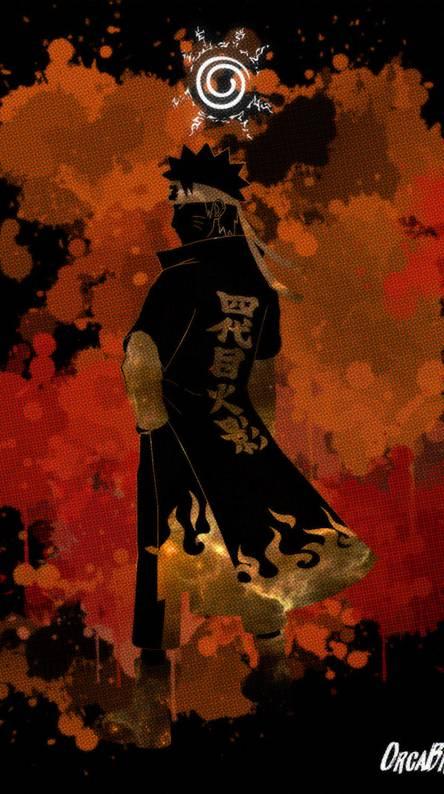 Naruto Watercolor