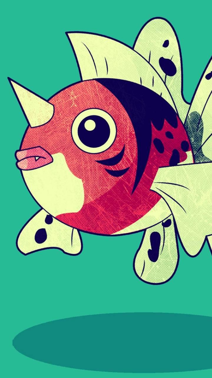 Pokemon seaking