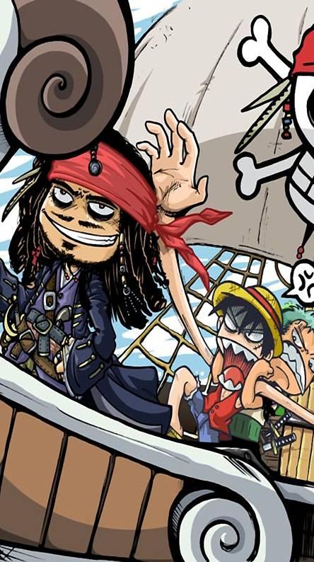 Luffy Vs Jack