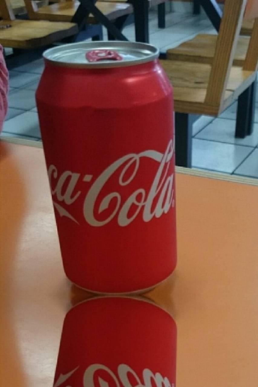 Coke reflect