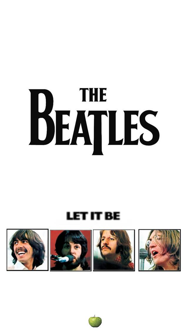 Let It Be Wallpaper