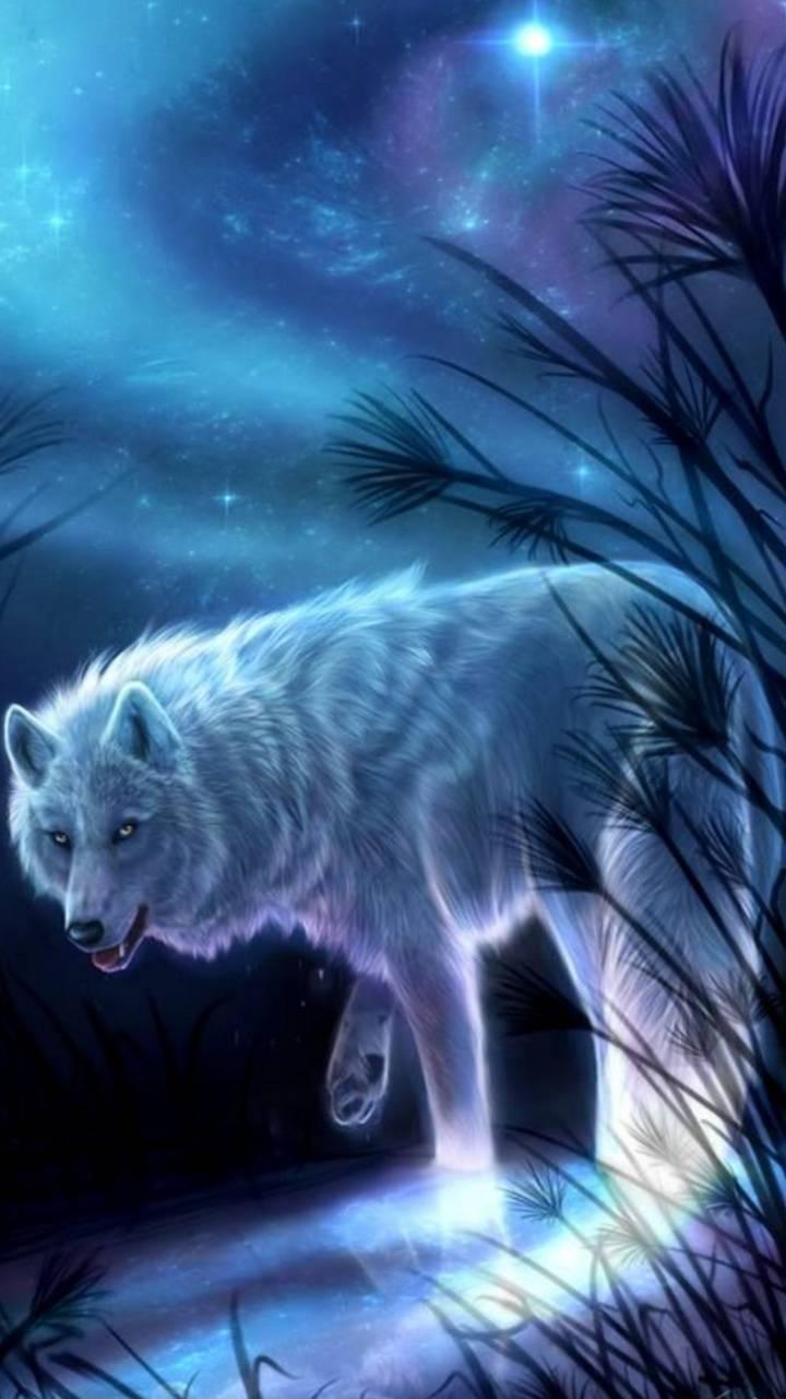 Spirit Wolf Wallpaper By Vengencewolf 67 Free On Zedge