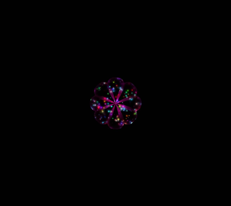 Glass Flower 1