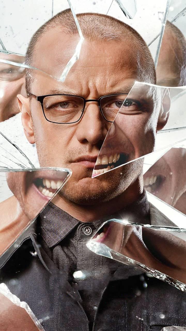 James mcavoy glass