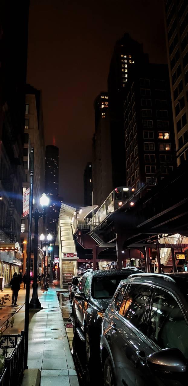 Street Of Chicago Wallpaper By Ascebras 7e Free On Zedge