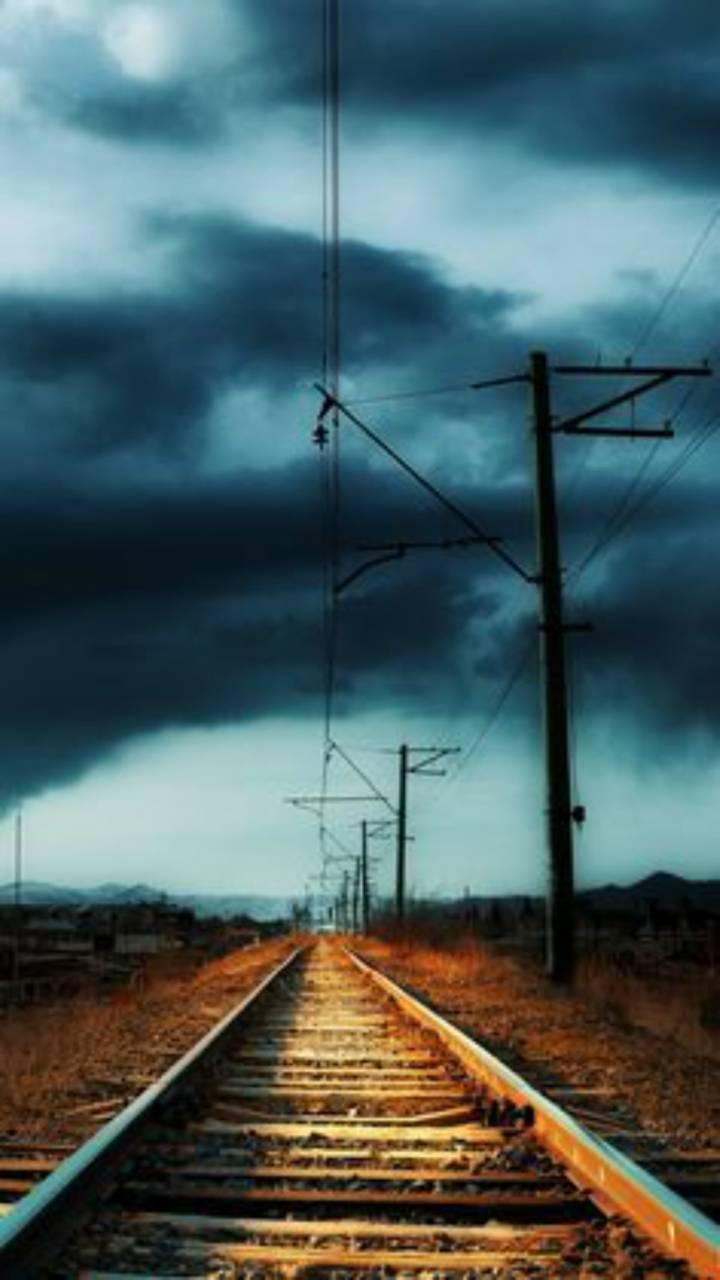 hd railway tracks
