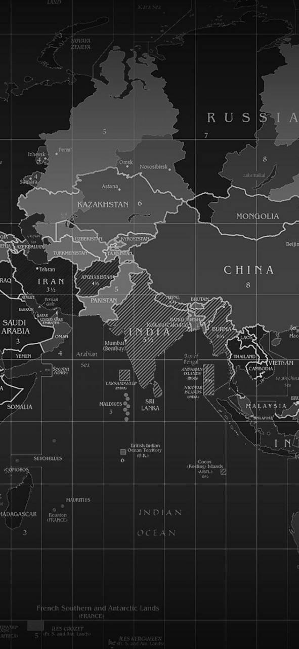 World Map Wallpaper By Alwaysrocks007 Ef Free On ZEDGE