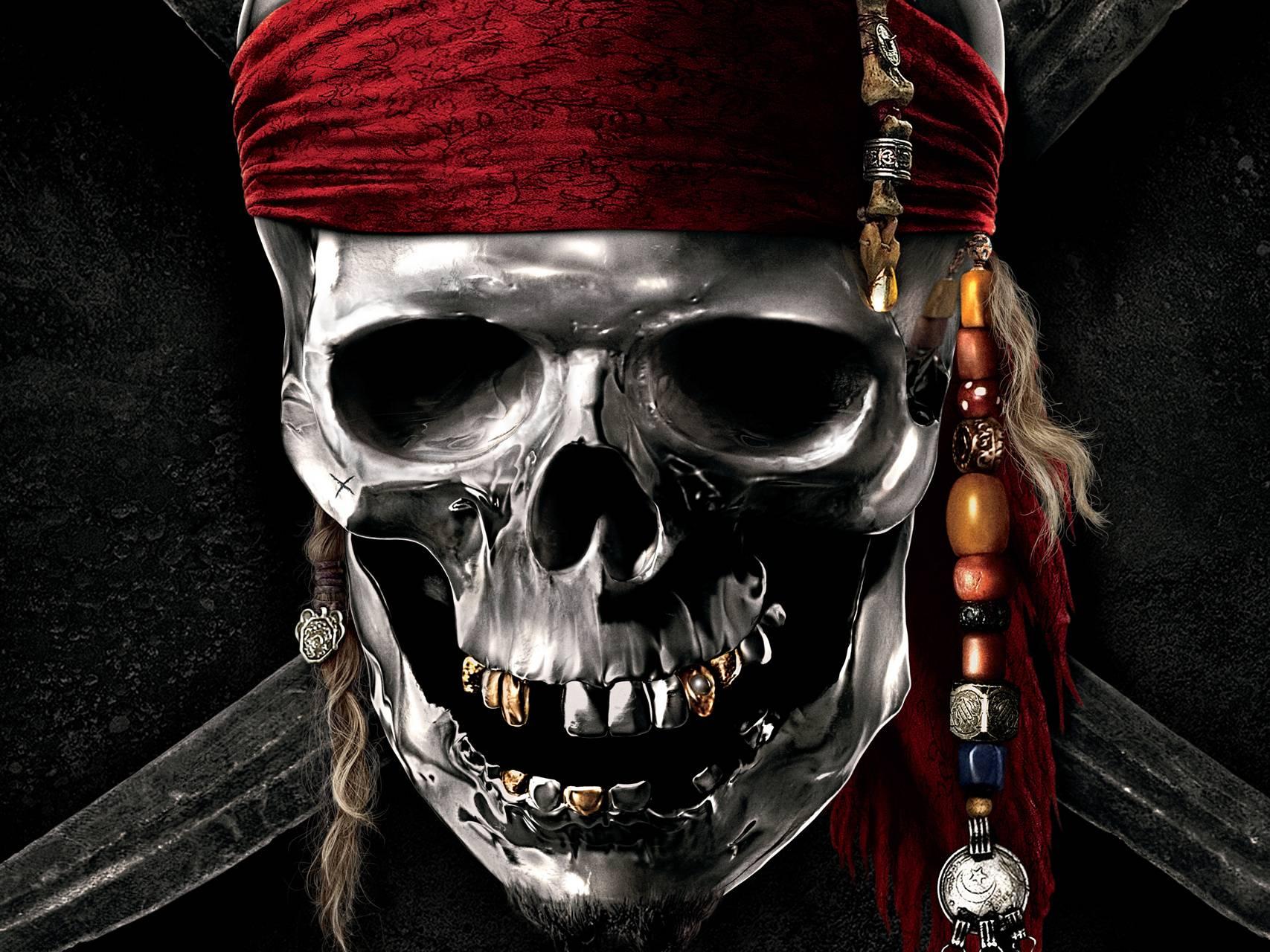 skull potc