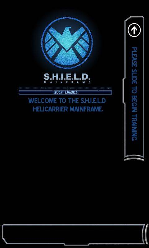 Shield Lock Screen