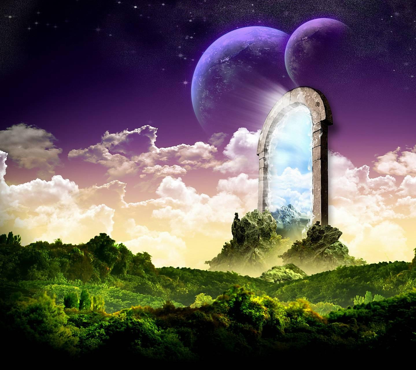 Door of the Universe
