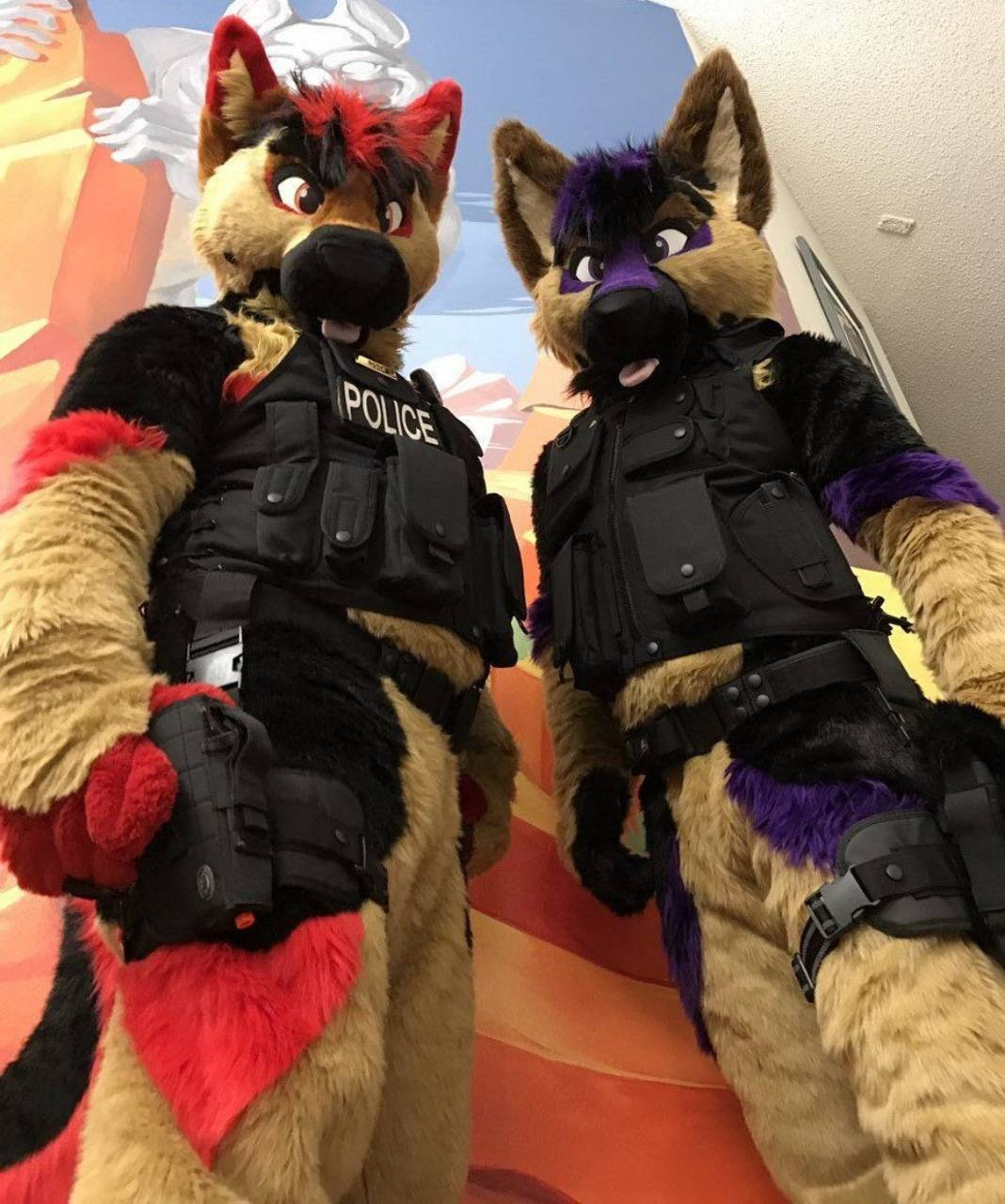 fursuit police