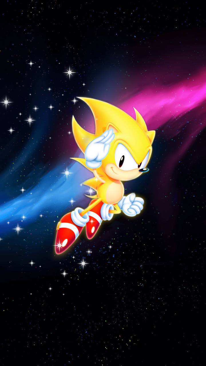 Super Sonic Style wallpaper by BlueBlurrBihh - 00 - Free ...