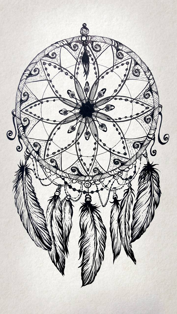 Dreamcatcher Design
