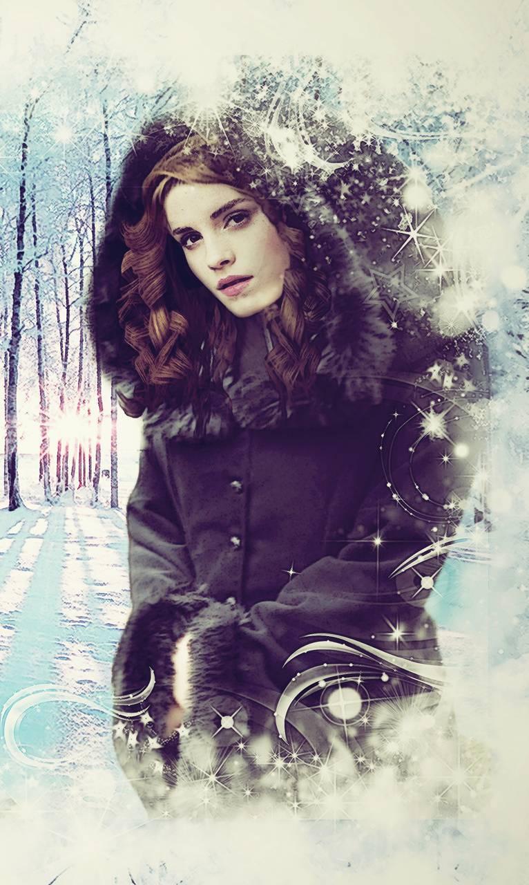 Winter Hermione