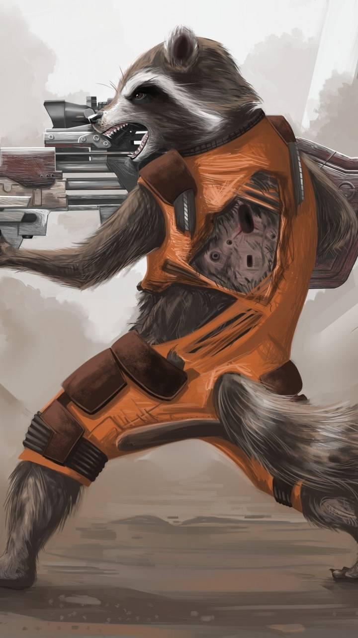 Guardians rocket