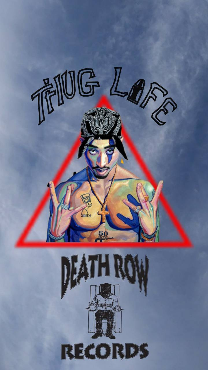 2Pac Death Row