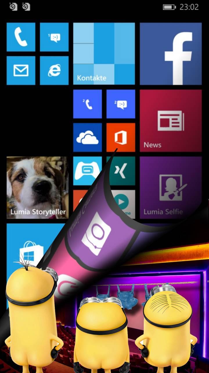 Lumia Minions