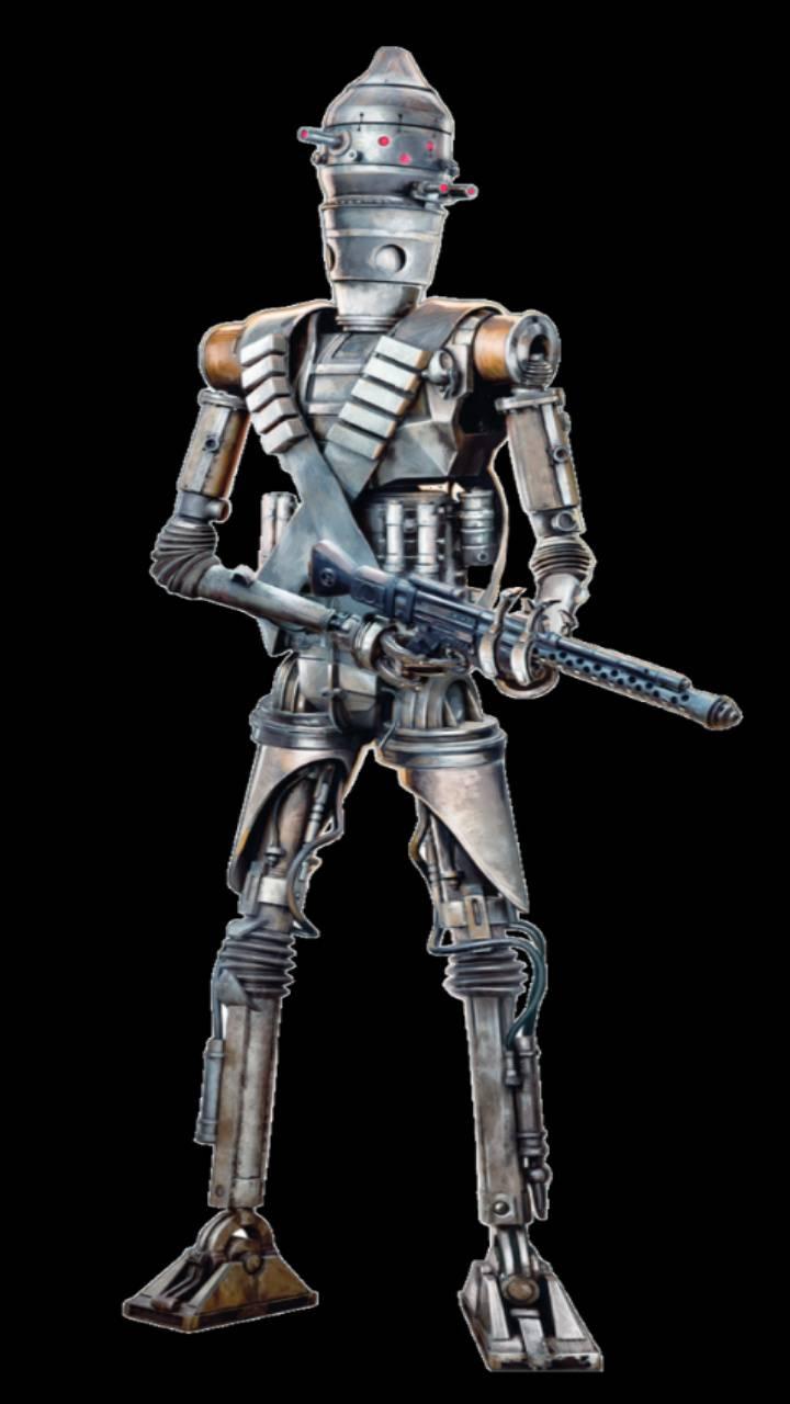 IG-11 Droid