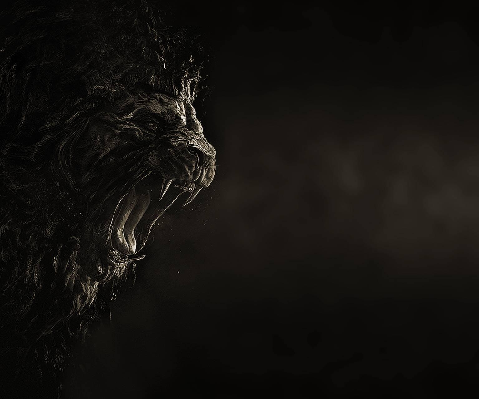 Hd Black Lion Wallpaper By Felixaricelli 74 Free On Zedge