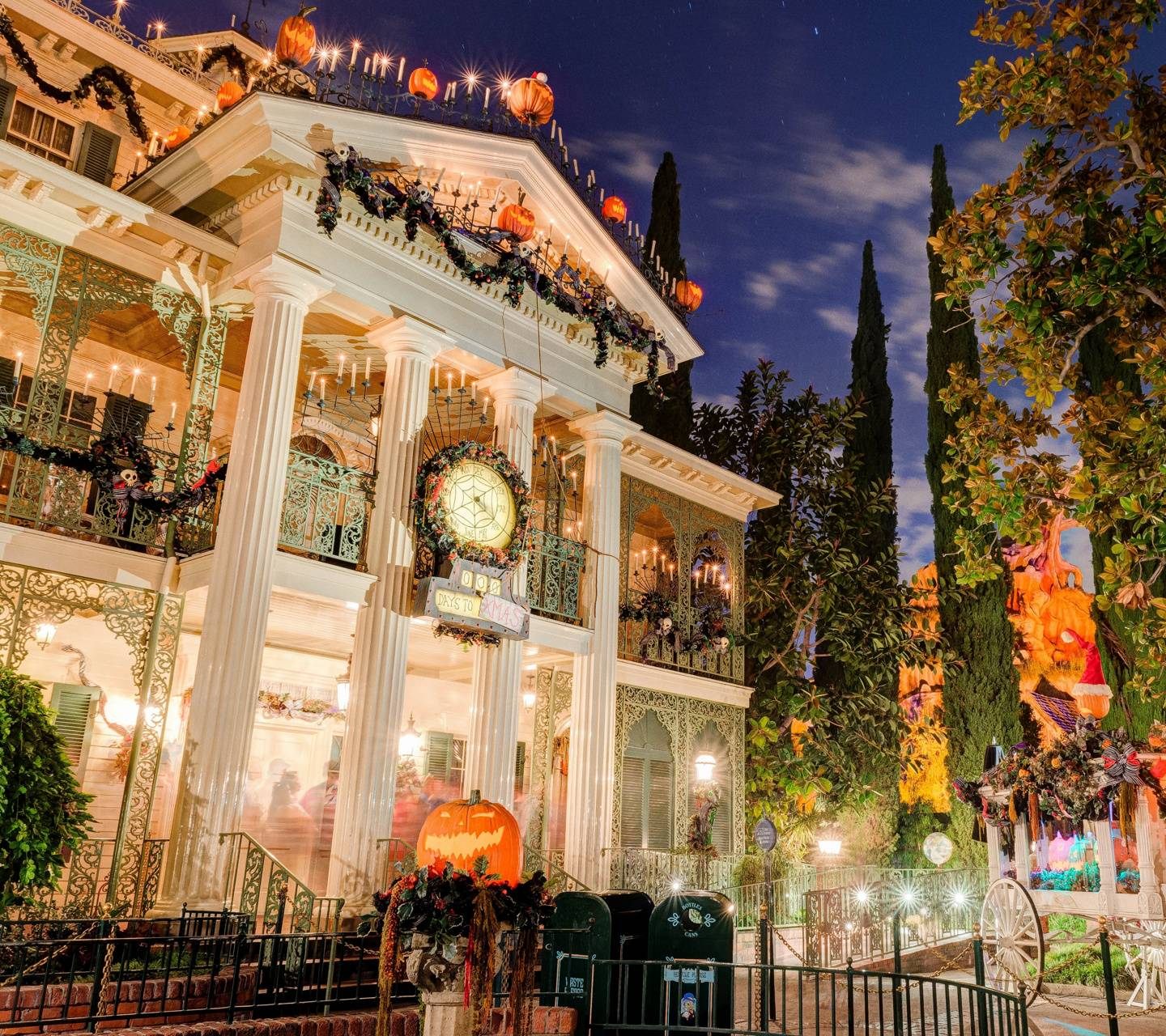 Halloween Mansion