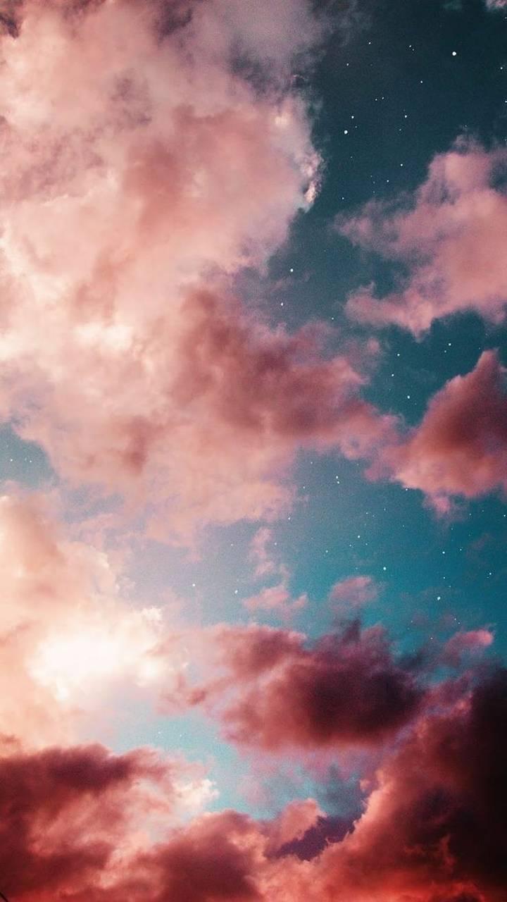 CuteCloud Background