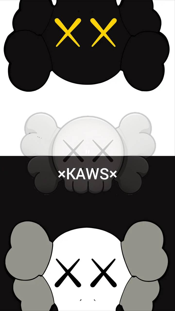 Kaws Wallpaper By Bapegod2000 82 Free On Zedge