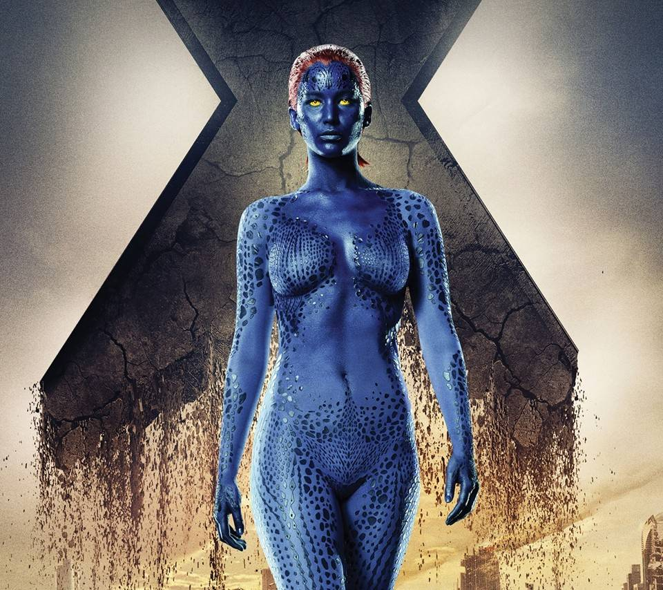 Mystique X-MEN 2014